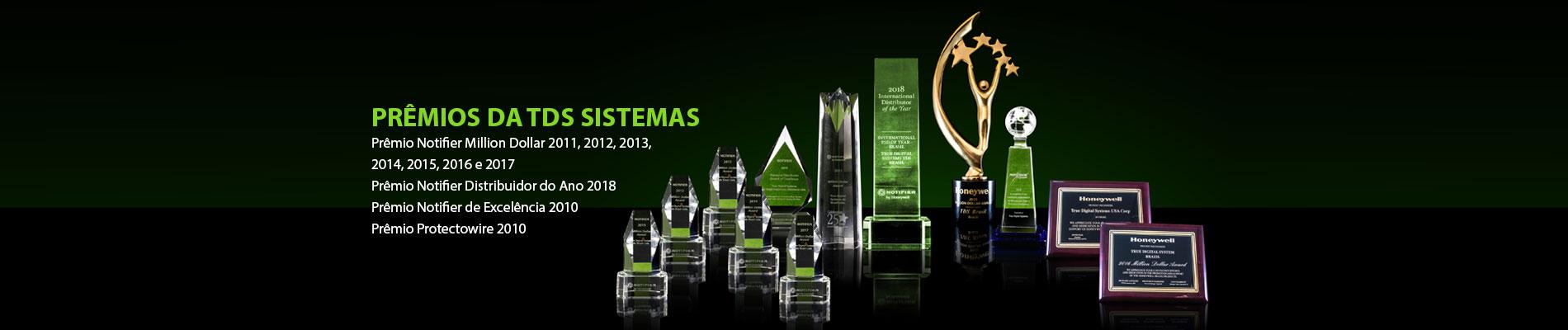 Prêmios